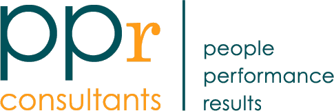 ppr consultants logo. Keywords: People, performance, results